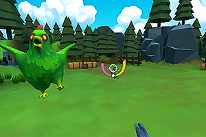 Oz Chicken Slayer Featured on Daydream Store picture